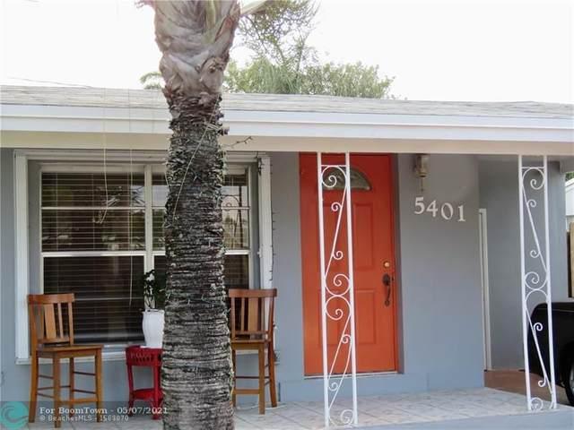 5401 N Andrews Ave, Oakland Park, FL 33309 (#F10283290) :: Michael Kaufman Real Estate
