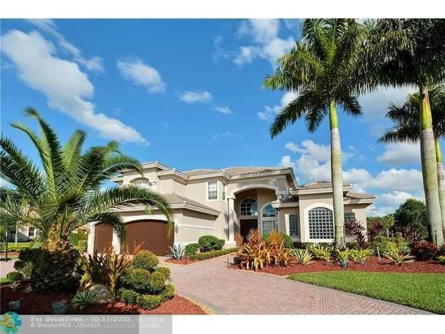 3440 Birch Ter, Davie, FL 33330 (#F10283456) :: Michael Kaufman Real Estate