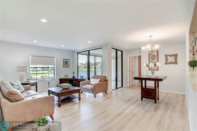 5451 Verona Dr D, Boynton Beach, FL 33437 (#F10283604) :: Baron Real Estate