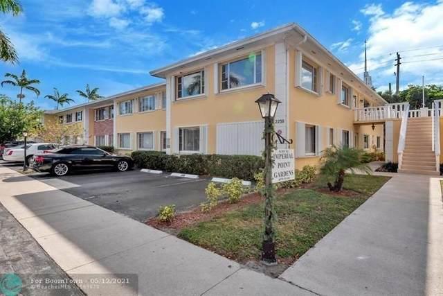 2230 NE 56th Place #224, Fort Lauderdale, FL 33308 (MLS #F10283642) :: Patty Accorto Team