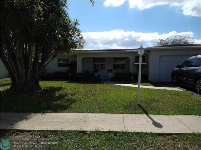 1411 NW 65th Ter, Margate, FL 33063 (MLS #F10283704) :: GK Realty Group LLC