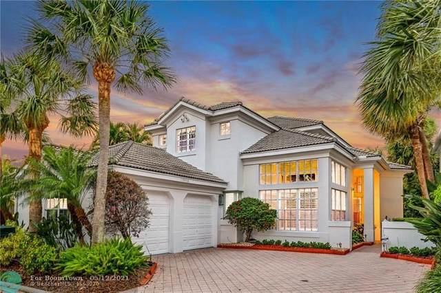 19936 NE 36th Pl, Aventura, FL 33180 (#F10283747) :: Posh Properties