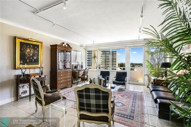 3233 NE 34th St #908, Fort Lauderdale, FL 33308 (#F10283799) :: Posh Properties