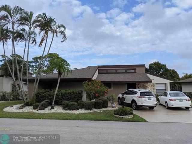 7818 Beechfern Cir #16, Tamarac, FL 33321 (MLS #F10283865) :: Castelli Real Estate Services