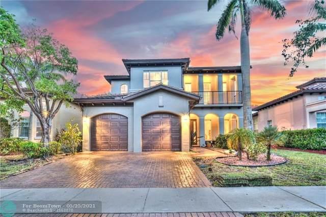 12600 NW 79th Mnr, Parkland, FL 33076 (#F10283867) :: Michael Kaufman Real Estate