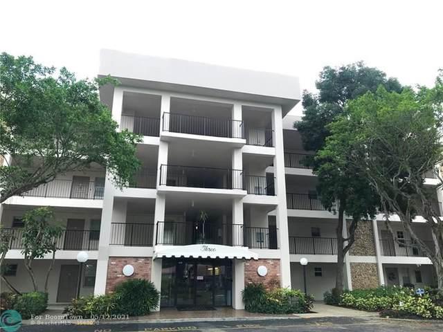 2900 N Palm Aire Dr #203, Pompano Beach, FL 33069 (#F10283956) :: Baron Real Estate