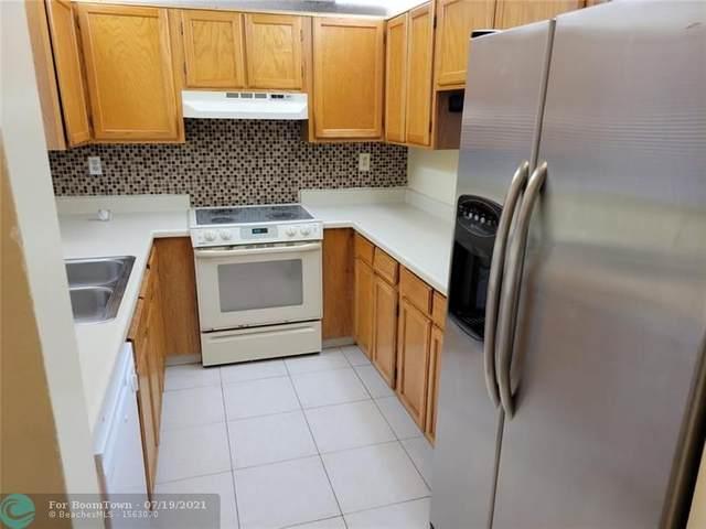456 N Laurel Dr #1507, Margate, FL 33063 (#F10283997) :: Baron Real Estate