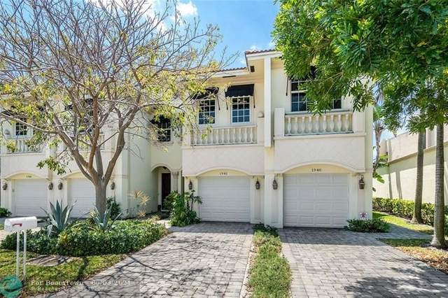 1942 NE 32nd St, Lighthouse Point, FL 33064 (MLS #F10284001) :: Dalton Wade Real Estate Group