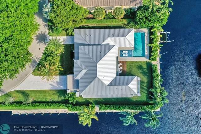26 S Compass Dr, Fort Lauderdale, FL 33308 (MLS #F10284101) :: The Howland Group