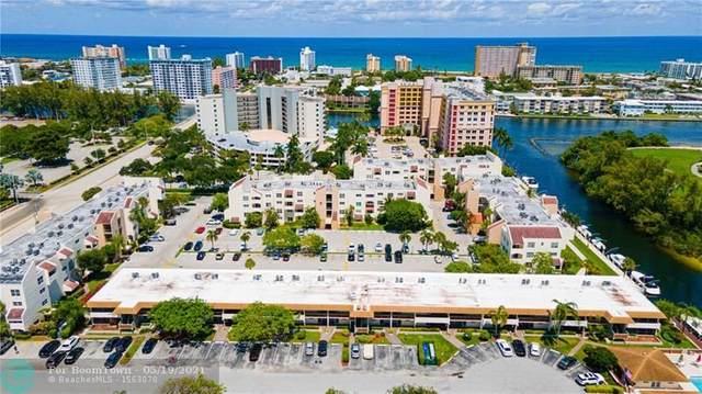 1340 NE 28th Ave #135, Pompano Beach, FL 33062 (#F10284167) :: Baron Real Estate