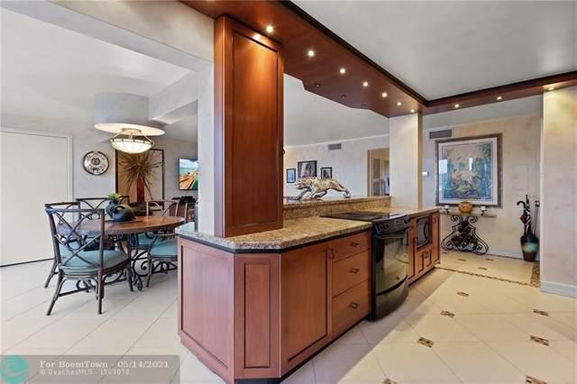 3200 N Ocean Dr #102, Hollywood, FL 33019 (#F10284194) :: DO Homes Group