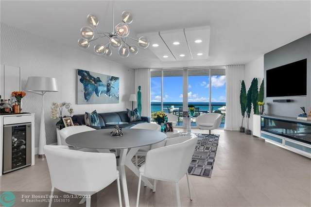 1 N Ocean Blvd #704, Pompano Beach, FL 33062 (#F10284201) :: Signature International Real Estate