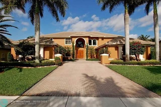 21307 Rockledge Ln, Boca Raton, FL 33428 (#F10284535) :: Michael Kaufman Real Estate