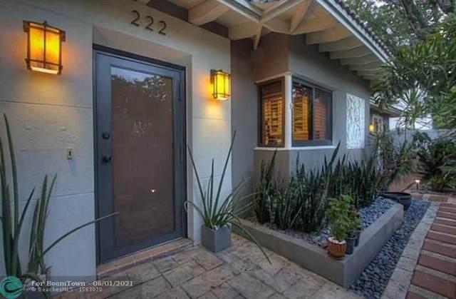 222 SE 16th Ave, Fort Lauderdale, FL 33301 (#F10284624) :: Michael Kaufman Real Estate