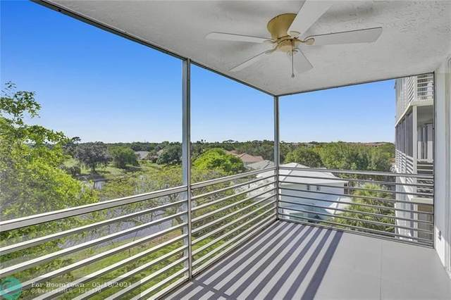 3499 Oaks Way #502, Pompano Beach, FL 33069 (#F10284671) :: Michael Kaufman Real Estate
