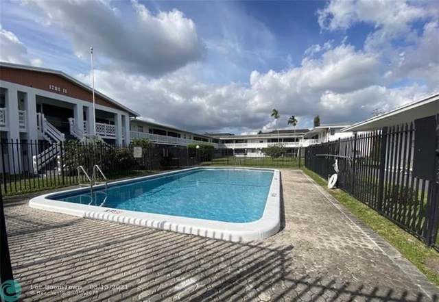 1701 NW 46th Ave #206, Lauderhill, FL 33313 (#F10284697) :: DO Homes Group