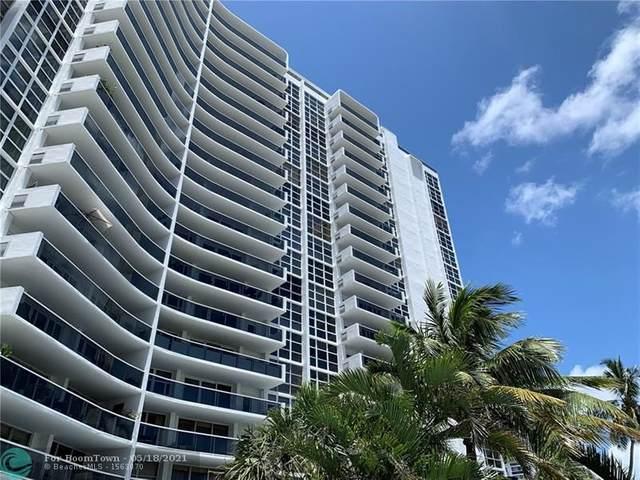 2841 N Ocean Blvd #607, Fort Lauderdale, FL 33308 (MLS #F10284707) :: Berkshire Hathaway HomeServices EWM Realty