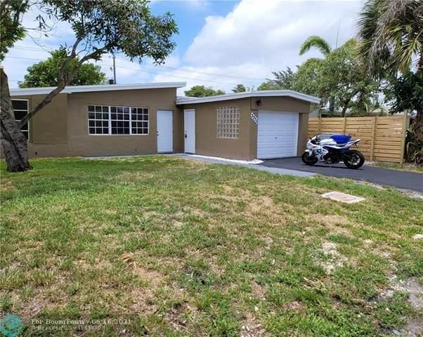 3773 NE 17th Ave, Pompano Beach, FL 33064 (#F10284975) :: Michael Kaufman Real Estate