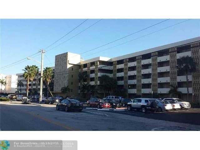 301 Golden Isles Dr #102, Hallandale Beach, FL 33009 (#F10284976) :: Baron Real Estate