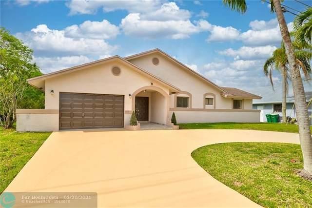 10218 NW 71ST PL, Tamarac, FL 33321 (#F10285097) :: Michael Kaufman Real Estate