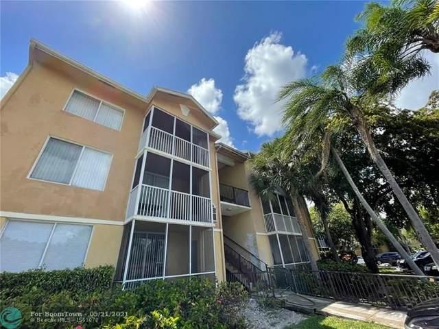 3985 W Mcnab Rd A101, Pompano Beach, FL 33069 (#F10285143) :: The Reynolds Team   Compass