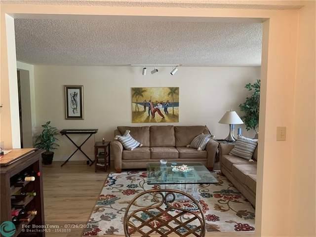 3710 Inverrary Dr 2J, Lauderhill, FL 33319 (#F10285162) :: Baron Real Estate