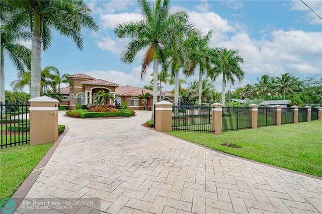 5050 SW 166th Ave, Southwest Ranches, FL 33331 (MLS #F10285180) :: The Paiz Group