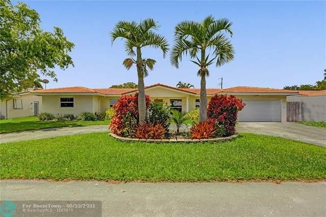 5841 NE 20th Ter, Fort Lauderdale, FL 33308 (#F10285195) :: Michael Kaufman Real Estate