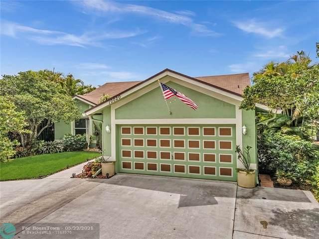 10020 NW 71st Pl, Tamarac, FL 33321 (#F10285218) :: Michael Kaufman Real Estate