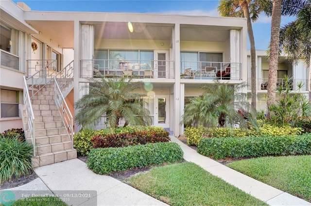 3306 SE 11th St C2, Pompano Beach, FL 33062 (MLS #F10285261) :: Green Realty Properties