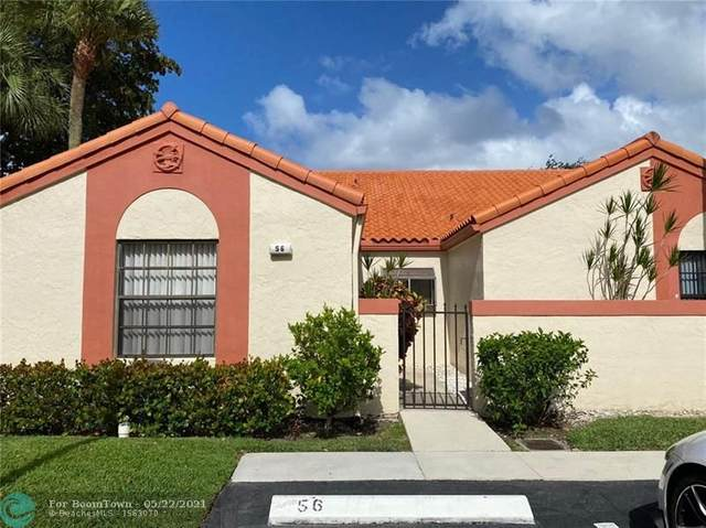 56 Centennial Ct #56, Deerfield Beach, FL 33442 (MLS #F10285379) :: Berkshire Hathaway HomeServices EWM Realty