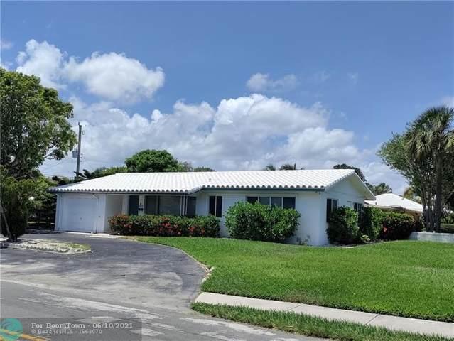 2355 NE 4th St, Pompano Beach, FL 33062 (#F10285708) :: Michael Kaufman Real Estate