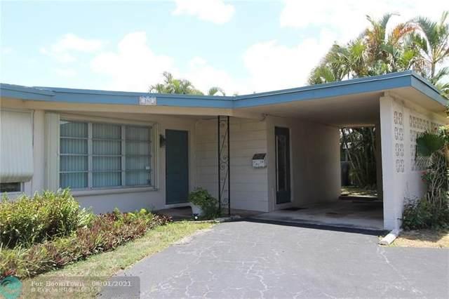 160 SE 12th Ct, Pompano Beach, FL 33060 (#F10285766) :: Michael Kaufman Real Estate