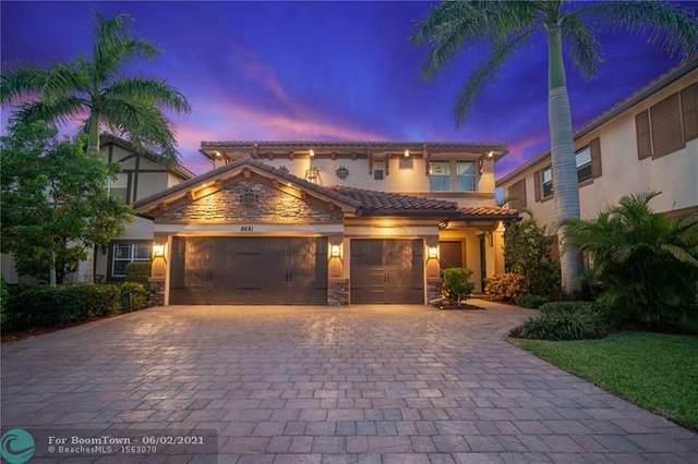 8681 Waterside Ct, Parkland, FL 33076 (#F10285836) :: Signature International Real Estate