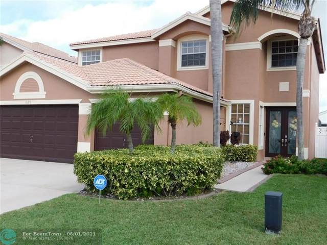 3689 Hudson Ln, Boynton Beach, FL 33436 (#F10285955) :: Michael Kaufman Real Estate