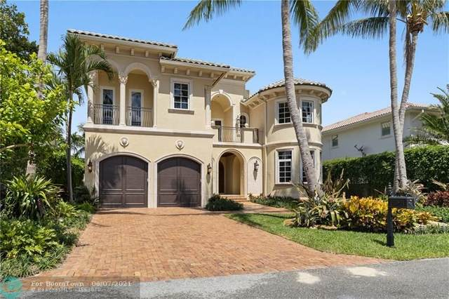 1002 Brooks Ln, Delray Beach, FL 33483 (#F10286040) :: Michael Kaufman Real Estate
