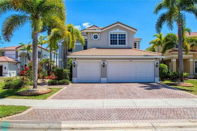 18142 Sw 41st St, Miramar, FL 33029 (MLS #F10286073) :: Berkshire Hathaway HomeServices EWM Realty