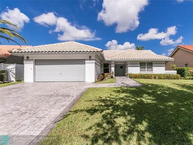 1240 NW 161st Ave, Pembroke Pines, FL 33028 (MLS #F10286167) :: Berkshire Hathaway HomeServices EWM Realty