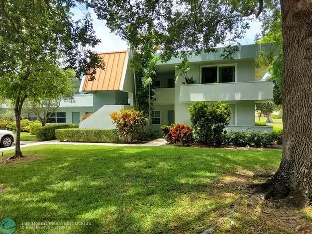 901 Cypress Grove Dr #201, Pompano Beach, FL 33069 (MLS #F10286174) :: Berkshire Hathaway HomeServices EWM Realty