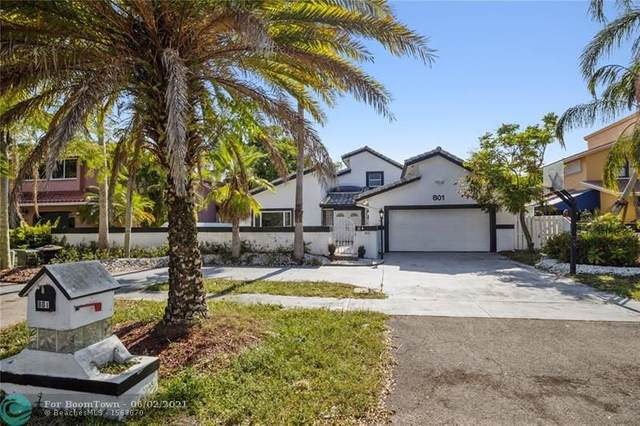 801 Mockingbird Ln, Plantation, FL 33324 (#F10286440) :: Michael Kaufman Real Estate