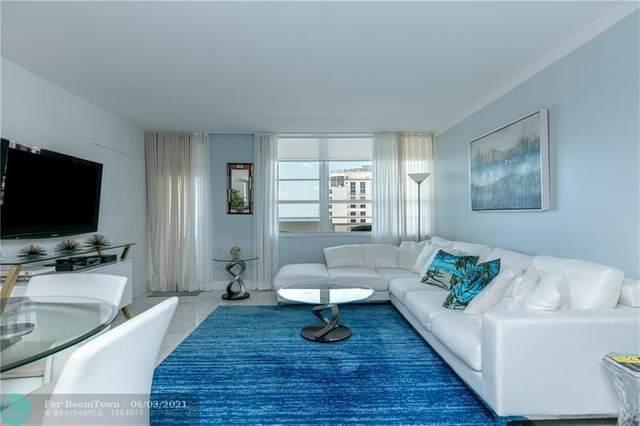 100 Lincoln Rd #1534, Miami Beach, FL 33139 (#F10286480) :: Posh Properties