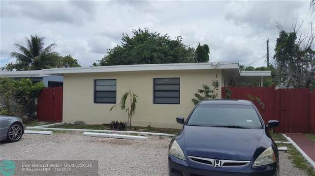1621 NW 7th Ter, Fort Lauderdale, FL 33311 (#F10286630) :: Michael Kaufman Real Estate