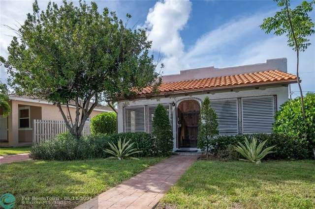 220 SW 5th St, Dania Beach, FL 33004 (MLS #F10286638) :: Green Realty Properties