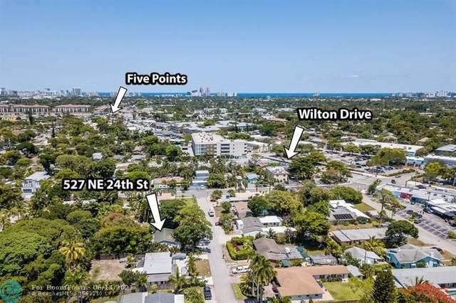 527 NE 24th St, Wilton Manors, FL 33305 (MLS #F10286752) :: Castelli Real Estate Services