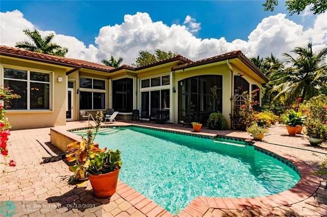 12310 NW 71st St, Parkland, FL 33076 (#F10286805) :: Michael Kaufman Real Estate