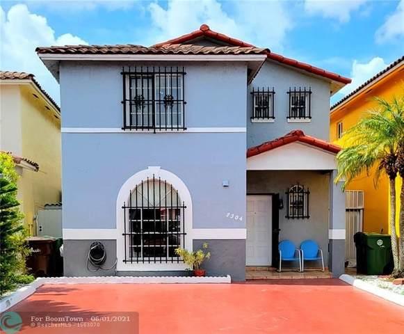 7211 W 24th Ave #2304, Hialeah, FL 33016 (MLS #F10286817) :: Berkshire Hathaway HomeServices EWM Realty