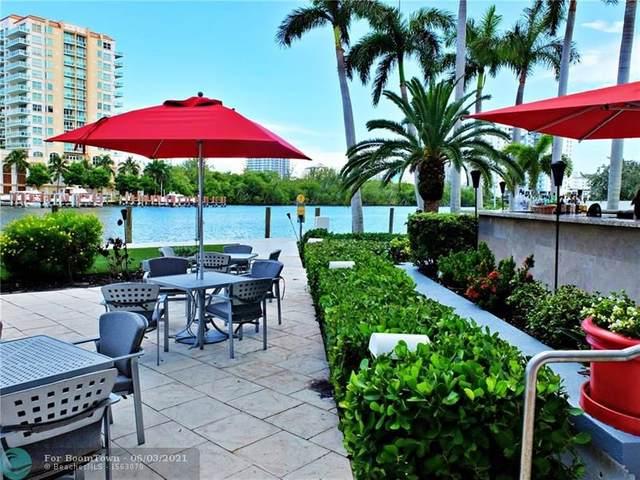 2670 E Sunrise Blvd #523, Fort Lauderdale, FL 33304 (#F10286821) :: Dalton Wade
