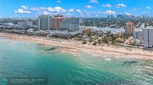 209 N Birch Rd #1401, Fort Lauderdale, FL 33304 (#F10286854) :: Real Treasure Coast