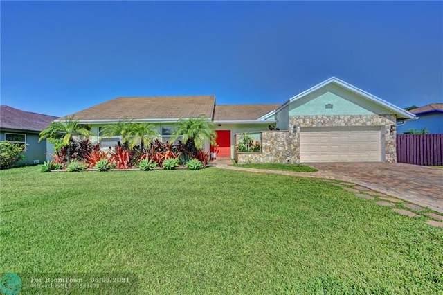 1121 NW 76th Ave, Plantation, FL 33322 (#F10286883) :: Michael Kaufman Real Estate