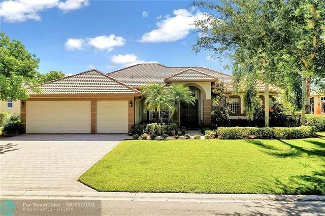 6145 NW 123rd Ln, Coral Springs, FL 33076 (#F10287015) :: Michael Kaufman Real Estate